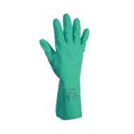 Kerti kesztyű zöld 10-es nitril