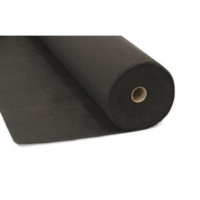 Geotextília 100 gr/m2, 2x100m (fekete)