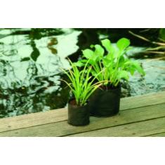 Vízinövény ültető tasak, kerek 15 cm