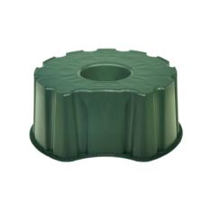 Talp, kerek 310 l-es esővízgyűjtő tartályhoz, zöld