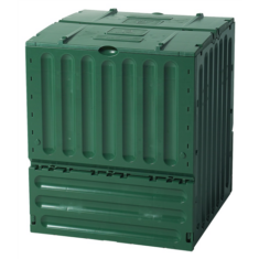 Komposztáló Eco-King 600 l, zöld