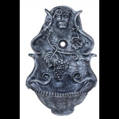 Kerti falikút Dioniz ezüst