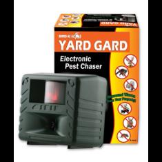 Kisállat riasztó,  ultrahangos-mozgásérzékelős - Bird-X Yard Gard