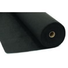 Geotextilia 100 gr/m2, 2x50 méter - 100 m2/tekercs (fekete)