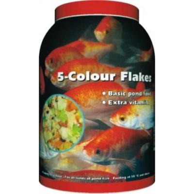 Hal eledel - 5 Colour Flakes 1500 ml