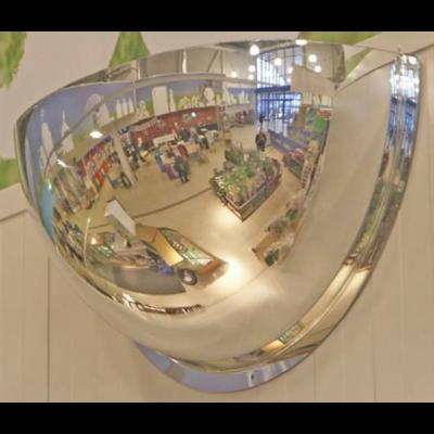 Tükör beltéri negyedgömb MB10050 (½ x100 cm)