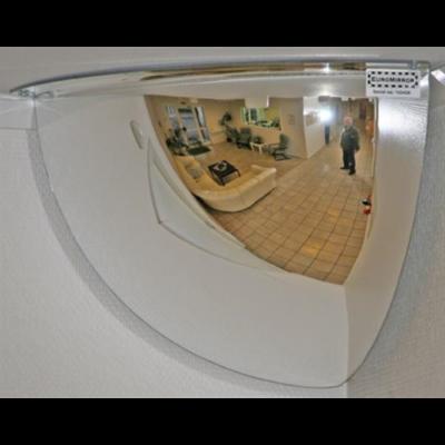 Tükör beltéri nyolcadgömb  MB 5025  (¼ x 50 cm)