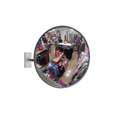 Tükör beltéri NZ 600 mm, domború biztonsági