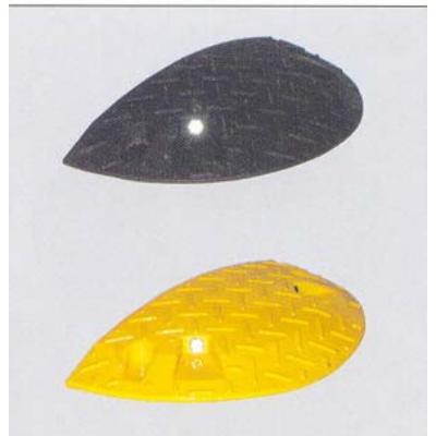 Fekvőrendőr 932 N750 sárga végzáró elem