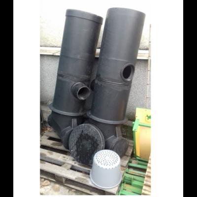 Rotatech Esővízszűrő földbe építendő DN400