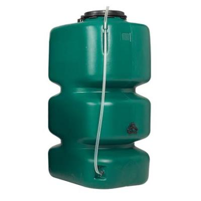 Garden esővízgyűjtőtartály, 500 l, zöld