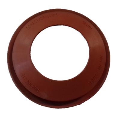 Tömítőgyűrű, DN100, 14-17 mm, piros