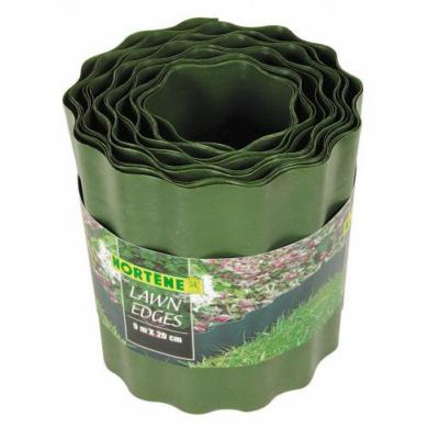 Gyepszegély, zöld 25 cm x 9 m (PE)