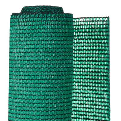 Térelválasztó kerítés zöld 1,2x10 m