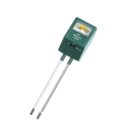 pH - nedvességmérő