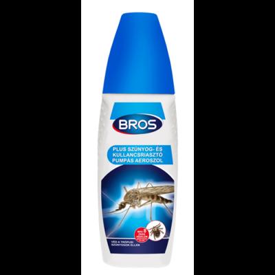 BROS szúnyog/kullancsriasztó spray 50 ml