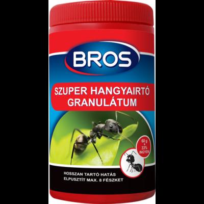 BROS hangyairtó granulátum 60 gr