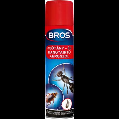 BROS rovarirtó spray 400 ml (csótány, hangya, svábbogár)