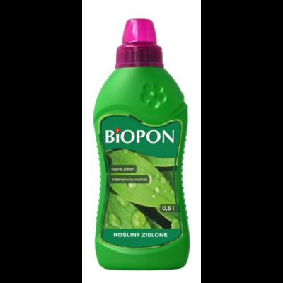 BIOPON zöld növények tápoldat 1 L