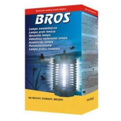 BROS rovarirtó UV lámpa 4W