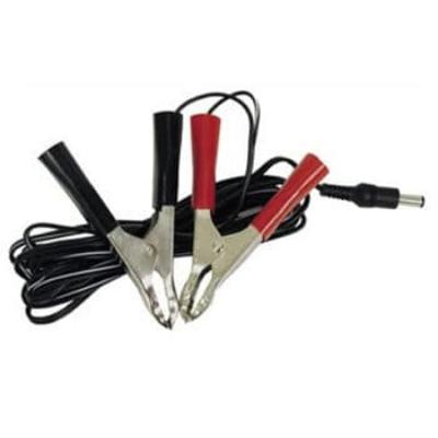 BIRD-X készülékek akkumulátorhoz kapcsoló 2,5m kábel-kötege, karmokkal.