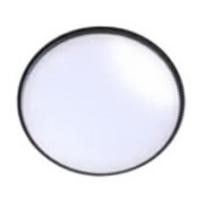 Tükör beltéri 600 mm, acél műanyag kerettel