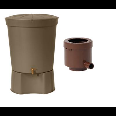 Siena 300 literes esővízgyűjtő tartály csomag