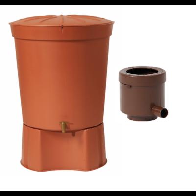Toscana 300 literes esővízgyűjtő tartály csomag