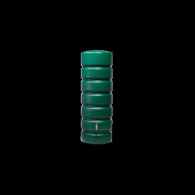 Classico fali esővízgyűjtőtartály, 650 l, zöld