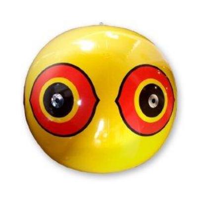 Madárelriasztó ballon Sárga