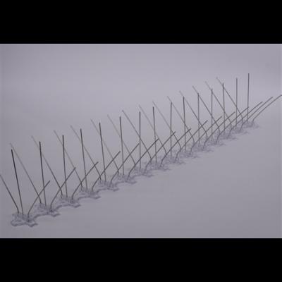 Madárelriasztó acél tüske 2db/doboz