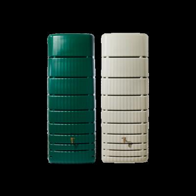 Slim fali esővízgyűjtőtartály, 650 l