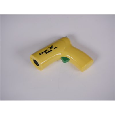 Hordozható lézeres és ultrahangos kutyaidomító és elriasztó