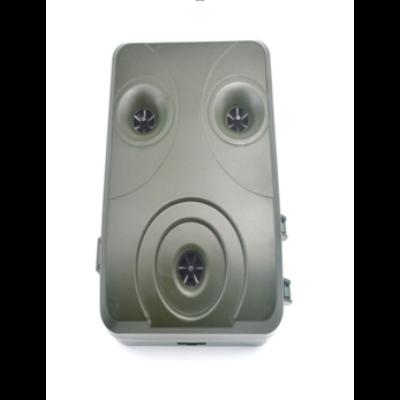 Ultrahanggal és hanggal működő multifunkcionális kártevőelriasztó