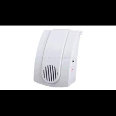 Ultrahangos kártevőriasztó és mászó rovarok ellen beltéri 60 m2 területre