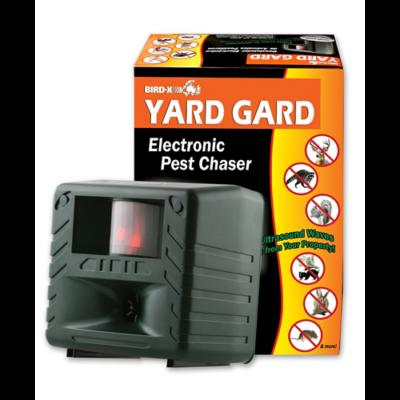 YARD GARD ultrahangos, mozgásérzékelős nyest és más kisállatelriasztó 375 m2-re