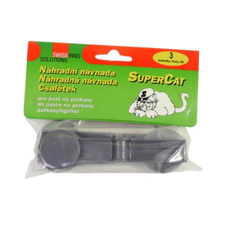 Csali a SuperCat patkányfogóhoz (3db)