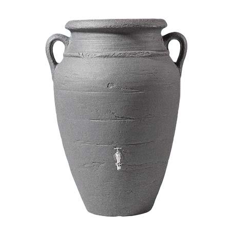 Antik Amfora esővízgyűjtő tartály, 250 l, gránit