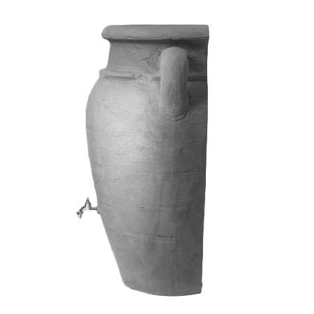 Antik Amfora fali esővízgyűjtő tartály, 260 l, gránit