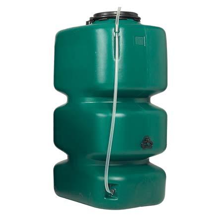 Garden esővízgyűjtő tartály, 1000 l, zöld