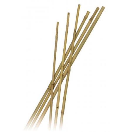 Bambuszrúd 90cm natúr 8/10 mm (7db/csomag)*