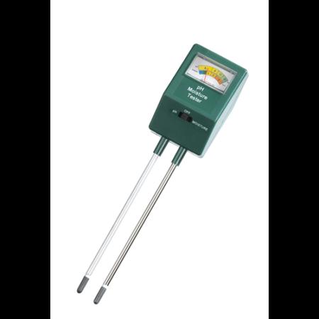 PH - nedvességmérő*