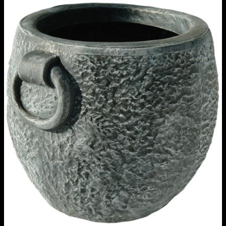 Virágláda Stone M, 37x34 cm