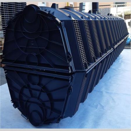 400 m2 tetőfelület esővízelszikkasztás csomag /Szikkasztó Alagút rendszerben/