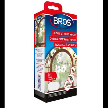 BROS szúnyogháló ablakba 130x150