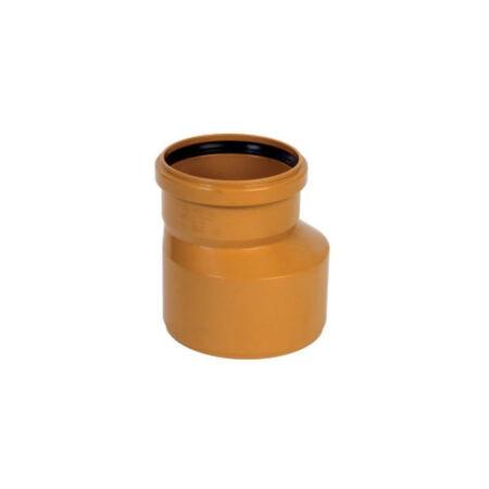KG PVC szűkítő idom 160/125