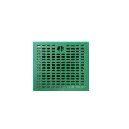 Aknarács - 300 x 300 mm - zöld