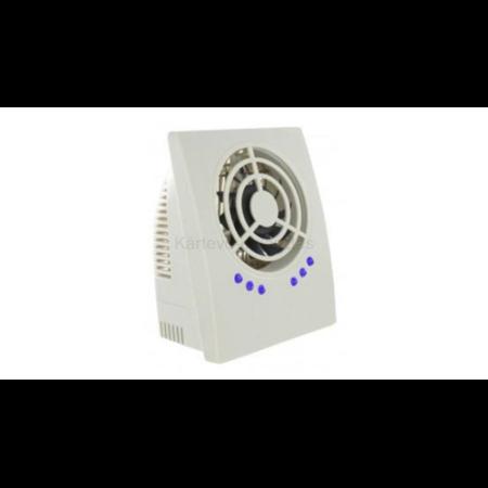 Elektromos LED, UV lámpás rovarcsapda + ventilátor