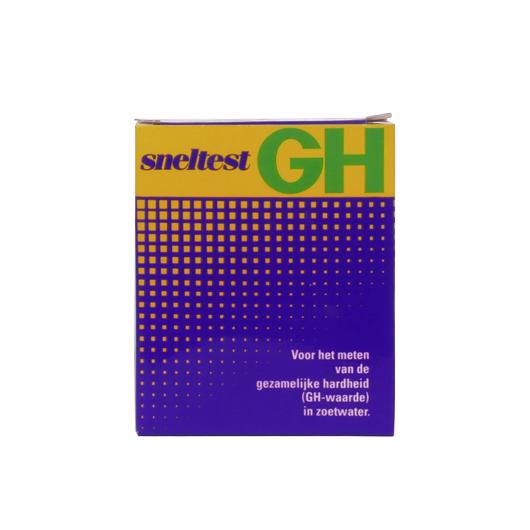 Kerti tó vízelemző teszt, Vízkeménység- GH
