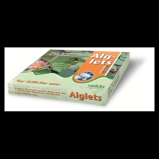 Algamentesítő zöld és fonalalga elleni tabletta 10 db/doboz/